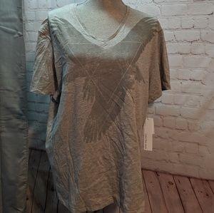 NWT Calvin Klein active wear top